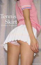 Tennis Skirt // m.e by JtebezEspinosa