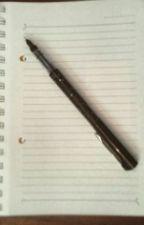 My diary by TheTallTeenager