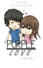 Purple Love by mutkookie