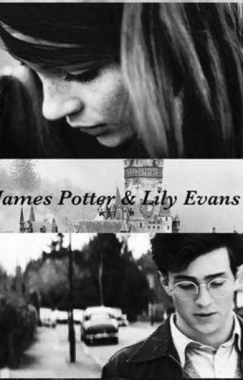 James Potter et Lily Evans
