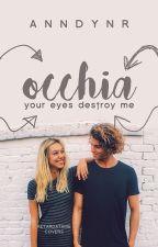 Occhia by anndynr