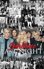 Sometime Last Night - R5 - One Shots by lovestorieswriter