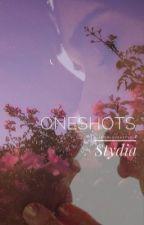 Stydia Smut by AlisonLovesStydia