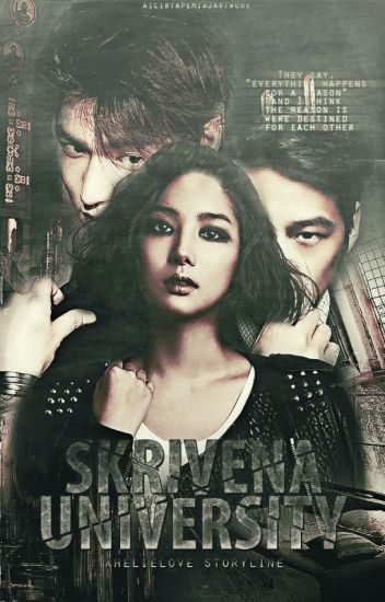 SKRIVENA UNIVERSITY BOOK 2 (Complete)