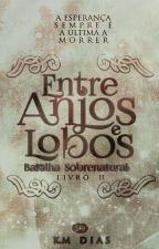 Entre Anjos e Lobos - Batalha Sobrenatural. by KDMendes