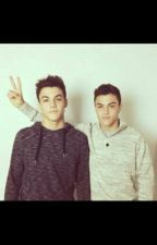 Dolan Twins: brothers in arms.. And in love by Zoeydannie