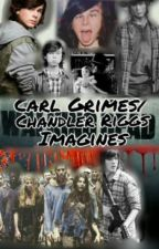 Chandler Riggs/ Carl Grimes Imagines by Lexie_Miki
