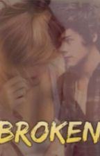 Broken (A Harry Styles Fanfic) by lovethatukswag