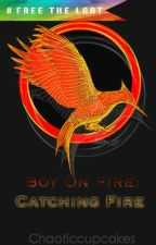 Boy On Fire: Catching Fire by Chaoticcupcakes