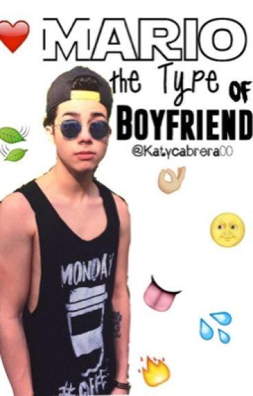 Mario the type of boyfriend ||Mario Bautista