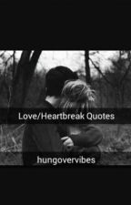Love Quotes by hurricanebreeze
