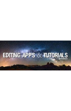 Editing Apps & Tutorials - Tumblr Word Transparents - Wattpad