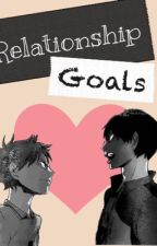 ~Relationship Goals~ (A KageHina Fanfic) by darnnuggits