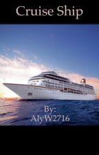 Cruise ship by AlyW2716