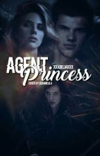 Agent Princess by -dely-