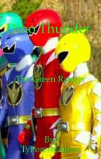 Dino Thunder: The Green Ranger by TyForestGames