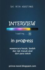 Interview in Progress by SaiRein