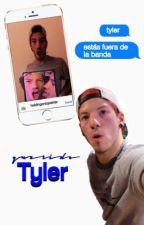 Querido Tyler. by holdingontojoshler