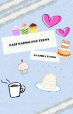 Easy bake 'cook book for teens' by Emilysbookworld