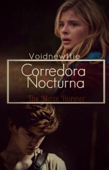 Corredora nocturna  The maze runner 