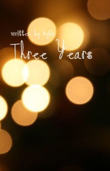 ✔️ three years // narry au