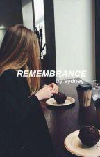remembrance || afi by SydneyByrne