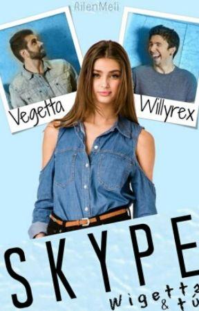 Skype (Wigetta y tu) by AilenMeli