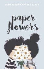Paper Flowers  by theBean_