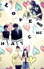 LOVE ME!HATE ME! by chiaki_08