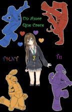 Un Amor Que Crece TMNT (TMNT y Tu) by fanaticaanime1