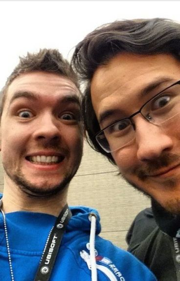 Mark and Sean ( A markiplier and Jacksepticeye x reader smut)