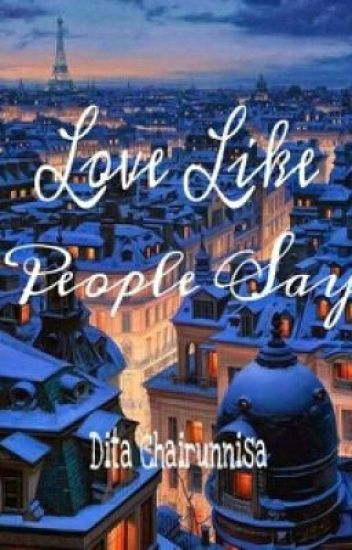 Love Like People Say