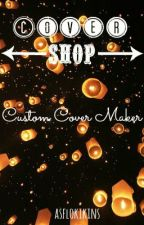 Cover Shop // Custom Cover Maker by Asflokikins