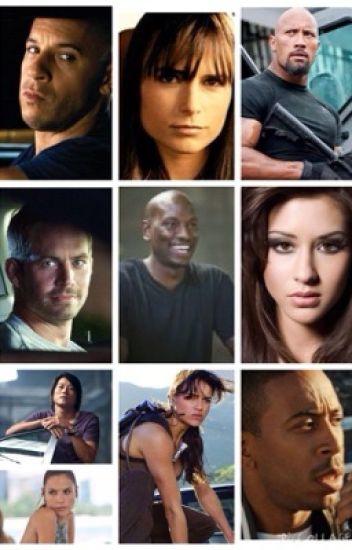 Dominic Toretto's Daughter