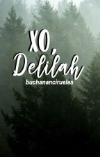 XO, Delilah // Paul Lahote by phillipcoulson