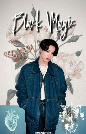 Black Magic → The Vampire Diaries [1] by wylanvanecks