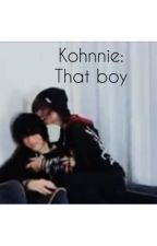 Kohnnie:That boy by http_kohnnie_fangirl