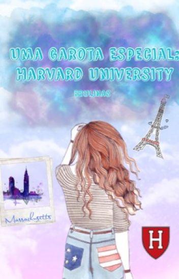 Uma Garota Especial: Harvard University
