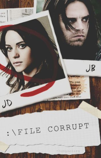 File Corrupt | I | b. barnes | ✔️