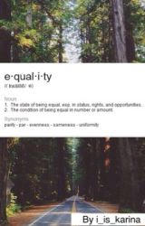 Equality by i_is_Karina