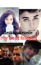 my best friends (a Chaz justin bieber and Ryan love story) by xoxobieberxoxox