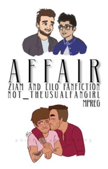 Affair [ziam/lilo] mpreg