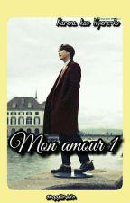 Mon Amour 1/2 (END)•Kyuhyun by anggelindah