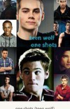 one shots (teen wolf) by blueflu