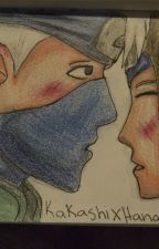 Maybe a dream come true: A Kakashi X Hanare (Kakare) Story by HeorieOtaku