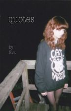 qoutes by evaleea