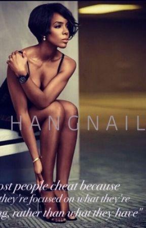 Hangnail by love___