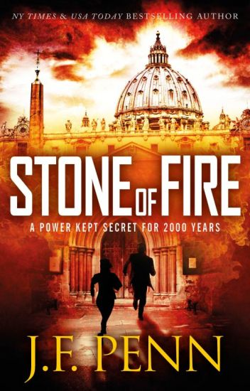 Stone of Fire: An ARKANE Thriller (Book 1)