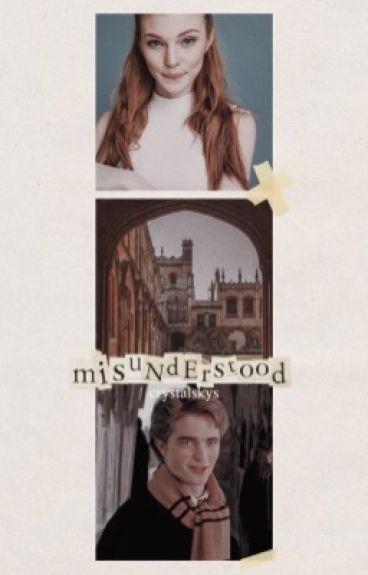 Misunderstood   Cedric Diggory (edited)