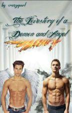 Demon and Angel? by _crazyguurl_
